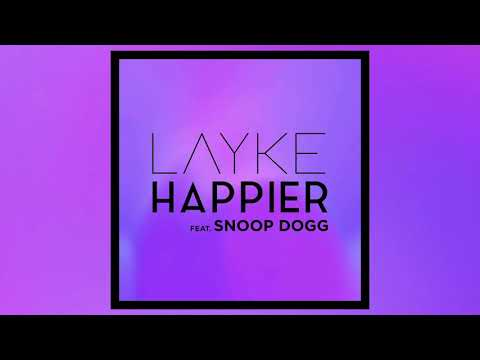 Layke Happier Feat Snoop Dogg