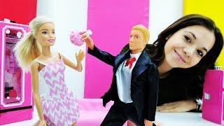 На что готов Кен ради Барби? Видео для девочек