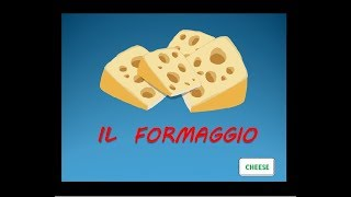 ITALIAN VOCABULARY : FOOD - Vocaboli italiani : Il Cibo - ITALIAN LESSONS
