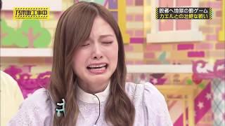 乃木坂46カエルを怖がるまいやんが可愛すぎるw白石麻衣