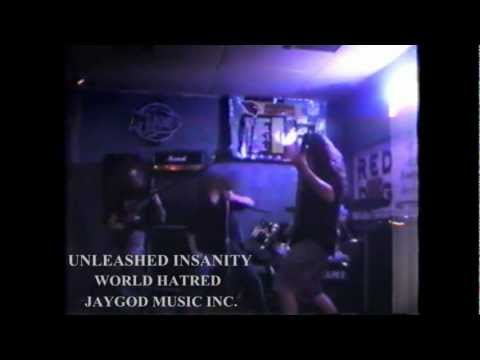 "UNLEASHED INSANITY ""World Hatred"" (OFFICIAL VIDEO)"