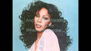 "my tribute to Donna Summer ""Once Upon A Time, There Was A Girl..."""