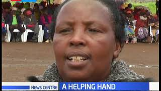 A helping hand: Nine Grannies form a group to feed the old