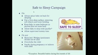 Sudden Infant Death Syndrome (SIDS) - CRASH! Medical Review Series