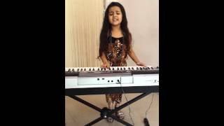 Unse mili nazar by 5 years old Wonder girl Ayat (Cover)