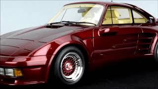 BoS Porsche Turbo Gemballa 911 Avalanche