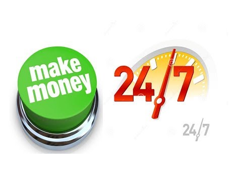 Learn how to make money trading online 24/7 365 days and trade like a professional