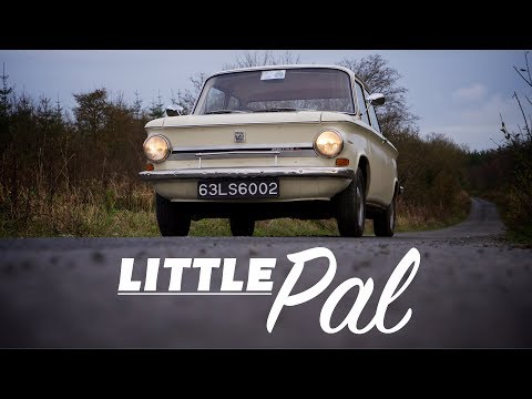 Little Pal - 1963 NSU Prinz L