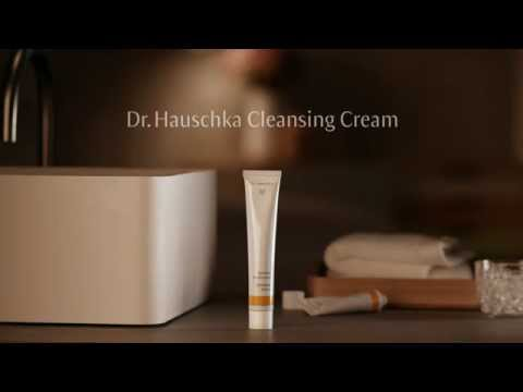 Dr. Hauschka Cleansing with Cleansing Cream