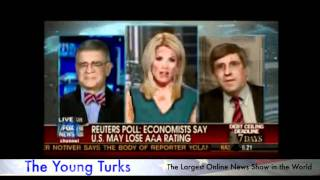 Fox News: Cut Medicare to Fund Wars! thumbnail