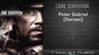 Heroes - Peter Gabriel