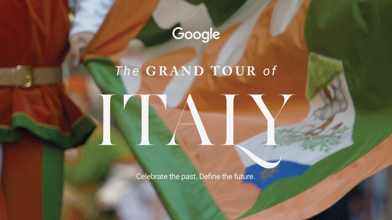 Italy's Grand Tour - YouTube
