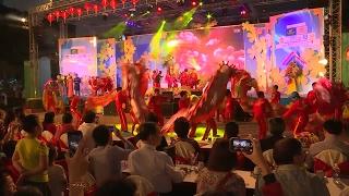 """Lào Cai khai mạc Năm Du lịch Quốc gia 2017 """"Lào Cai - Tây Bắc"""""""