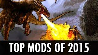 Our Top Skyrim Mods of 2015