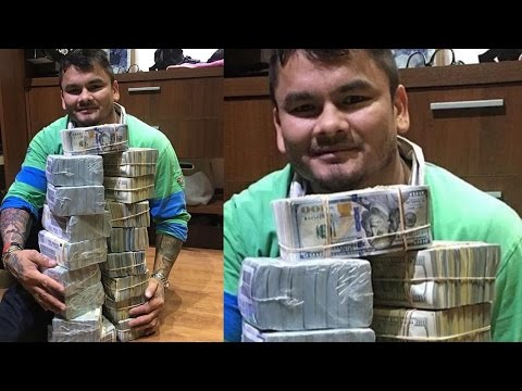 MARCOS MAIDANA STUNTS FLOYD MAYWEATHER CASH 'HAPPILY RETIRED' AFTER MAYWEATHER SWEEPSTAKES GO CHINO!