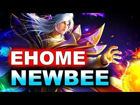 NEWBEE vs EHOME - CHINA PRO LEAGUE DOTA 2