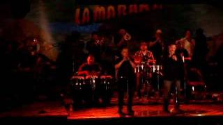 la excelencia - duelo de bongo (en mexico)