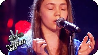 Gambar cover Fall Out Boy - Sugar We're Going Down (Lara) | The Voice Kids 2016 | Blind Auditions | SAT.1