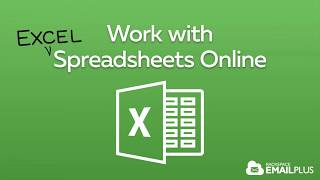 Work with Excel Spreadsheets Online with Rackspace Cloud Drive