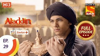 Aladdin - Ep 29 - Full Episode - 28th September, 2018