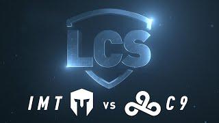 IMT vs C9 | Week 5 | Spring Split 2020 | Immortals vs. Cloud9