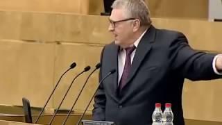 EPIC Zhirinovsky Speech on Lenin, Stalin and Communism