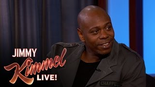 Dave Chappelle on Enjoying Fame