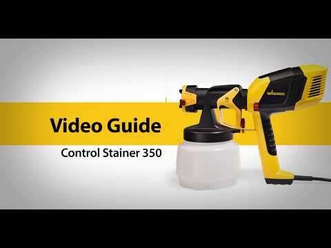 Control Stainer 350 Overview Video