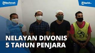 3 Nelayan yang Tolong Warga Rohingya Divonis 5 Tahun Penjara dan Denda Rp500 Juta