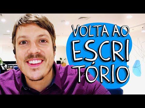 TRABALHANDO EM CASA #6 - VOLTA AO ESCRITÓRIO