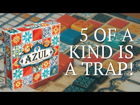 Azul - 5 of a Kind Is a Trap!