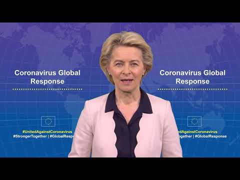 President Ursula von der Leyen on the COVAX facility
