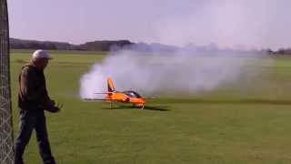 preview picture of video '2 x RC Viper Jet beim BVM Ragow eV 2014'