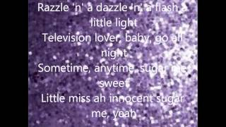 Pour Some Sugar on Me Lyrics