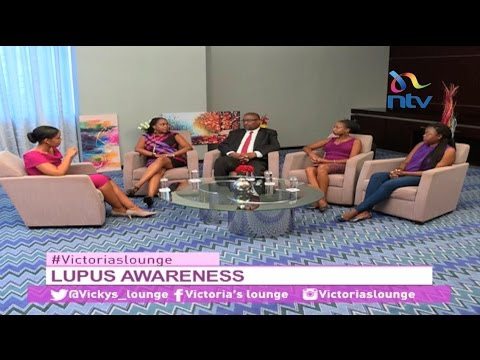 Victoria's Lounge - Lupus Awareness