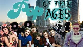 POP OF THE AGES (Pop Megamix / Megamash / Mashup) - Djay Masi M3GAM!X
