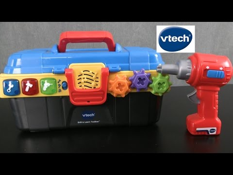 Drill & Learn Toolbox from VTech