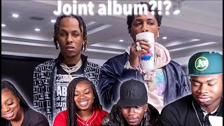 Rich The Kid & YoungBoy Never Broke Again - Bankroll (Visualizer) | REACTION