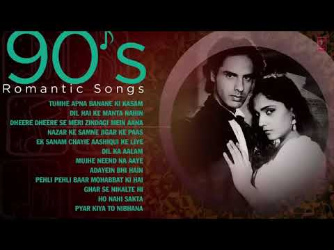 90's Romantic Songs   All Time Hits Songs   Bollywood Romantic Songs   Love Songs