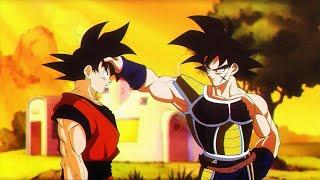 What if Goku MET Bardock?