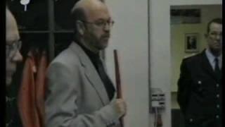 preview picture of video 'Neues Löschfahrzeug LF1612 für Feuerwehr Oyten (1999)'