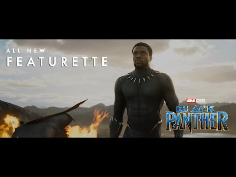 Black Panther (Featurette 'Good to Be King')