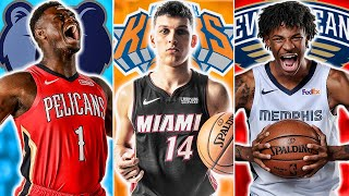 Redrafting The 2019 NBA Draft | Does Zion Still Go Number One?