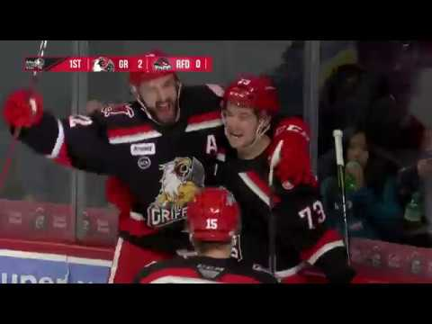 IceHogs vs. Griffins | Feb. 20, 2019