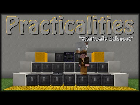 Minecraft 1.7.10 Mod Spotlight ~ Practicalities [Updated]