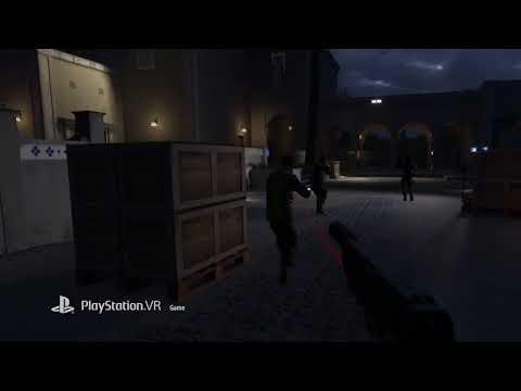Видео № 0 из игры Firewall Zero Hour (Б/У) [PSVR]