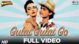 Gulai Gulai Go - Full Video | Isi Ka Naam Zindagi | Aamir Khan