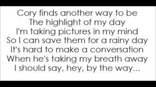 Taylor Swift - Stay Beautiful (Lyrics)