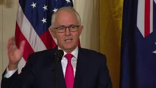 Australia's 'gun control very different to the US': MalcolmTurnbull | Kholo.pk