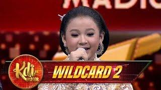 KERENNN!! Niken Adik Sepupunya Edo Jago Nyinden Juga Nih - Gerbang Wildcard 2 (4/8)